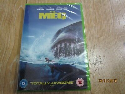 The Meg - DVD - NEW AND SEALED