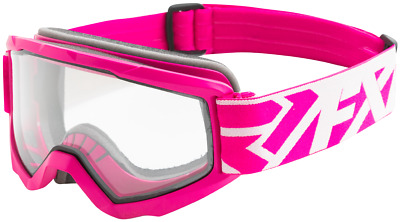 FXR SQUADRON Snow Winter Sports  GOGGLES - Fuchsia  - ONE SIZE - NEW