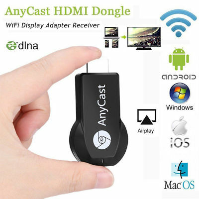Mirascreen 2.4G Anycast Wifi Dongle DLNA Miracast Airplay HDMI Fernsehempfänger