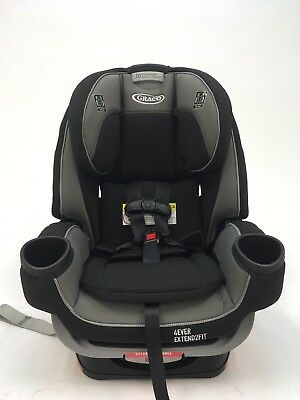 Graco 4Ever Extend2Fit Convertible 4-in-1 Car Seat