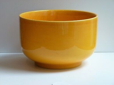 Grand plat jaune vintage Rosenthal plus Germany