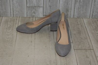 Nine West Analia Dress Pump - Women's Size 9.5M - Gray