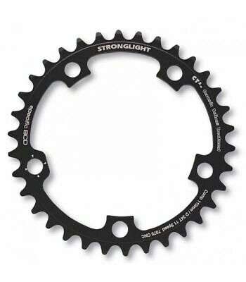 Plato Stronglight Ct2 Campagnolo Negro 53