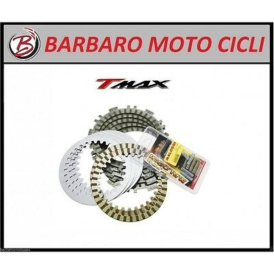 Clutch Malossi full of springs Yamaha T-Max 500 from 2001 al 2011 Tmax