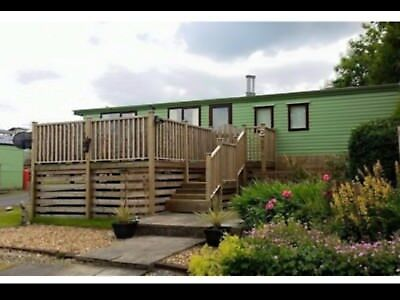 Holiday Static Caravan Todber Valley Gisburn Clitheroe Lancashire Sleeps up to 6
