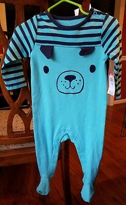 Boys Small Wonders Dog Sleeper size 3-6 Months