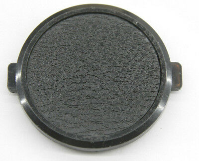 49mm  - Front Snap On Lens Cap - Unbranded - Textured - USED Z116
