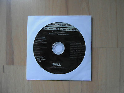 1x DVD Windows 7 Professional 32 / 64 Bit Lizenz- Nr.-KeyNr Vollversion Deutsch