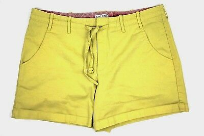 LEE Womens Size 16 Casual Shorts with Front & Back Pockets