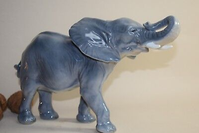 A83 Elefant Elephant Peter Herold  Royal Copenhagen Tier Figur