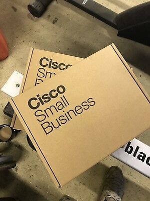 2 x cisco ip phones - Brand New boxed.