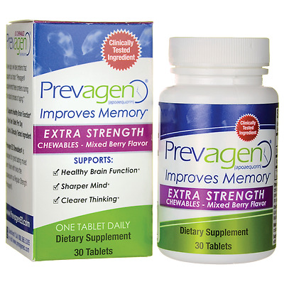 Prevagen Extra Strength Chewables 30ct - Mixed Berry
