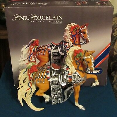 Breyer fine porcelain limited edition horse #79196 with box
