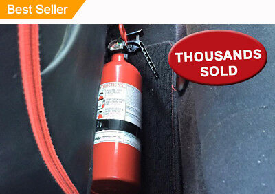 Car Fire Extinguisher Bracket WRX, FRS, BRZ, TOYOTA86 SALE - SAVE 30%