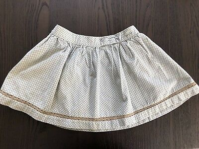 United Colors of Benetton, Girls size 8-9 years, cute as a button skirt, EC