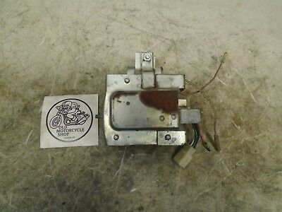 1969 Yamaha L5 Rectifier / Regulator With Flasher Relay