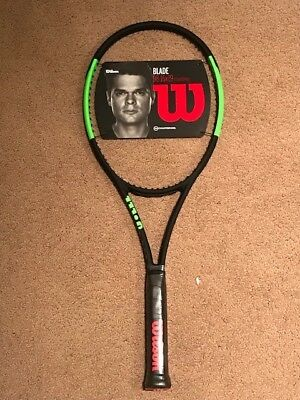 Wilson Blade 98 Countervail 16x19 New 4 1/4 (Free ship - Stringing Deal)