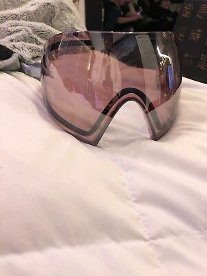 Replacement Lens For The Dye I4 & I5 Thermal Paintball Mask -Smoke Mirror