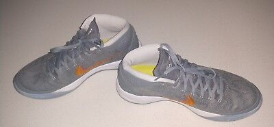 premium selection eece7 b86d1 NIKE KOBE A.D. Mid Grey Snake ad men basketball shoes 9.5