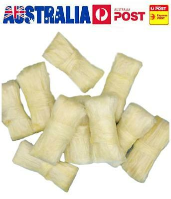 10X Dried Sheep Intestine Sausage Casing Coat Meat Processing Cooking Tool 2.5M