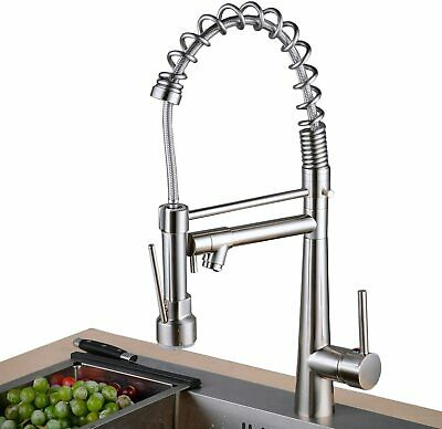 Chromed Bathroom Sink Faucet Waterfall Spout Brass Basin Mixer Tap 1 Handle/Hole
