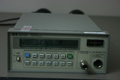 HP 437B Power Meter, fully tested, 30 day Warranty