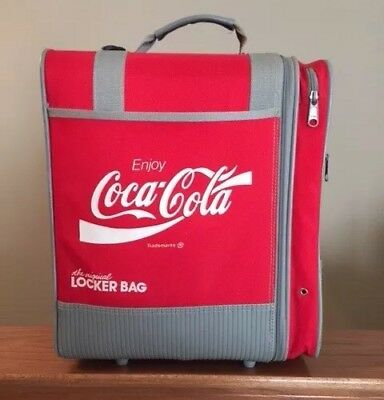 "Coca Cola ""The Original Locker Bag"" By Ogio"