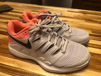d429e86fe13c Nike Air Zoom Vapor X Women s Tennis Shoe Vast Grey Black AA8027-001 Size