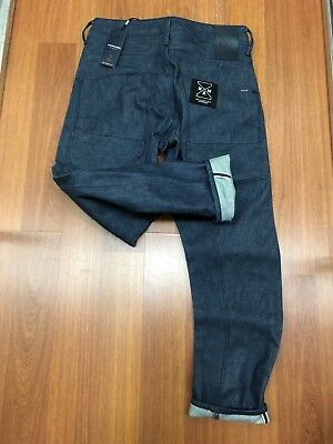 BNWT G STAR RAW ESSENTIALS Type C RE 3D Loose Tapered