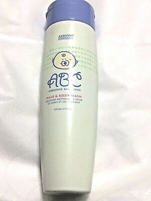 NEW & Sealed Arbonne ABC Baby Care Hair & Body Wash 8 oz Free shipping USA