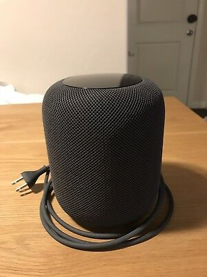 Apple HomePod Wireless Smart Speaker - Space Gray