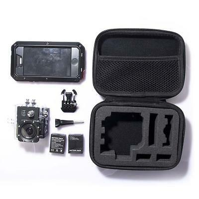 Small Travel Carry Case Bag for Go Pro GoPro Hero 1 2 3 3+ Camera, SJ4000 AC