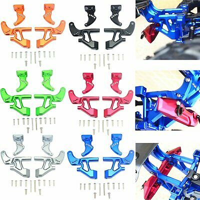 Alloy Rear Wing Mounting Arm w/ Fixed Code for TRAXXAS E-REVO 2.0 86086-4 RC Car