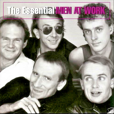 Men At Work - The Essential Cd  New & Sealed   V1