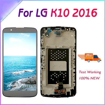 LG K10 TV K10 TV Digitizer Touch Screen +LCD Display With