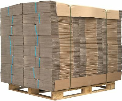 Lot 480 Cartons Caisses Colis Expedition Emballage Neuf  40 X 30 X 30 Cm