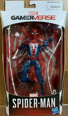 "Hasbro Marvel Legends Gamerverse Spider-Man 6"" inch Action Figure in stock"