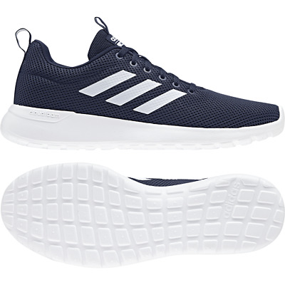 online retailer c5d4c d5f17 Adidas Men Running Shoes Essentials Lite Racer CLN Trainers New B96566 Gym