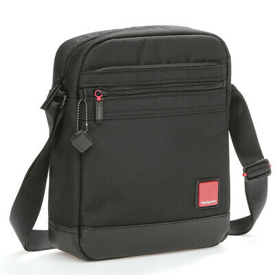 NEW Hedgren Descent Shoulder Bag Black