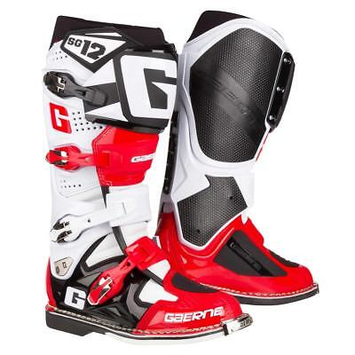 Gaerne Motocross-Stiefel SG 12 Red Pepper - Limited Edition