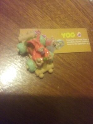 Yog Super Series Yowie With Paper