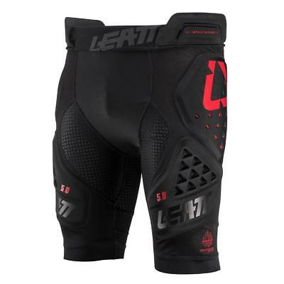 Leatt Protektor Short 3DF 5.0 Schwarz