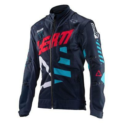 Leatt Jacke GPX 4.5 X-Flow Ink/Blau