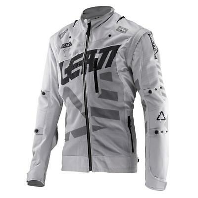 Leatt Jacke GPX 4.5 X-Flow Steel