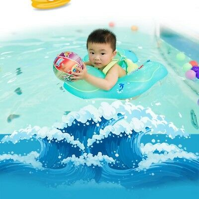 Baby Waist Inflatable Swimming Ring Swim Pool Float Kids Trainer  Safety Aid Toy
