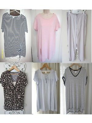 6 Items of Ladies Clothing - Size 14 - 5 Tops & 1 Pants - Great everyday wear