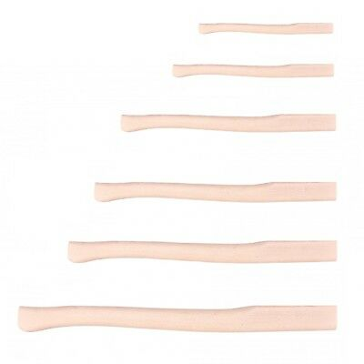 High Quality Replacement Axe Wooden Handle Shaft Solid in Beech Wood Free Wedges