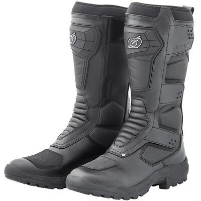 Oneal RIDER MOTOCROSS Boots MX Off Road ATV Racing Dirt Boot BLACK