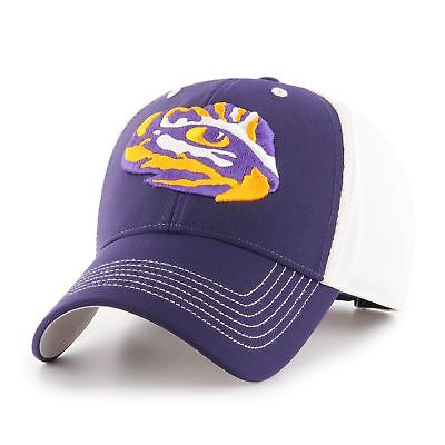 TCU Horned Frogs New Era NCAA Training Camp Official Visor Adjustable Hat  Cap TX.  14.98 Buy It Now 27d 15h. See Details. NCAA Lsu Tigers Sling OTS  All-Star ... 6f7f47f42aa8