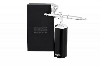 FABHair & Beauty Airbrush System - Professional Cordless Airbrush and Compressor